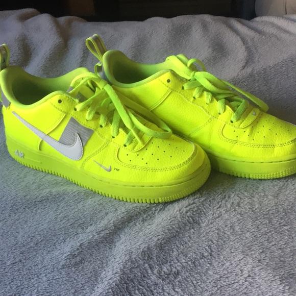 Nike Shoes | Nike S Neon Green | Poshmark